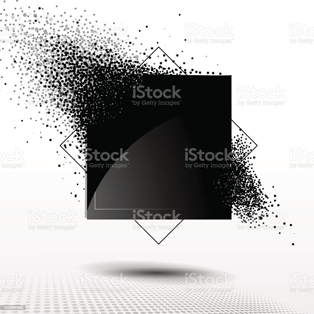 modern abstract background vector art illustration