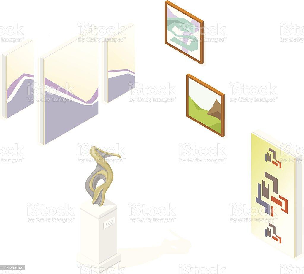 Modern Art royalty-free stock vector art