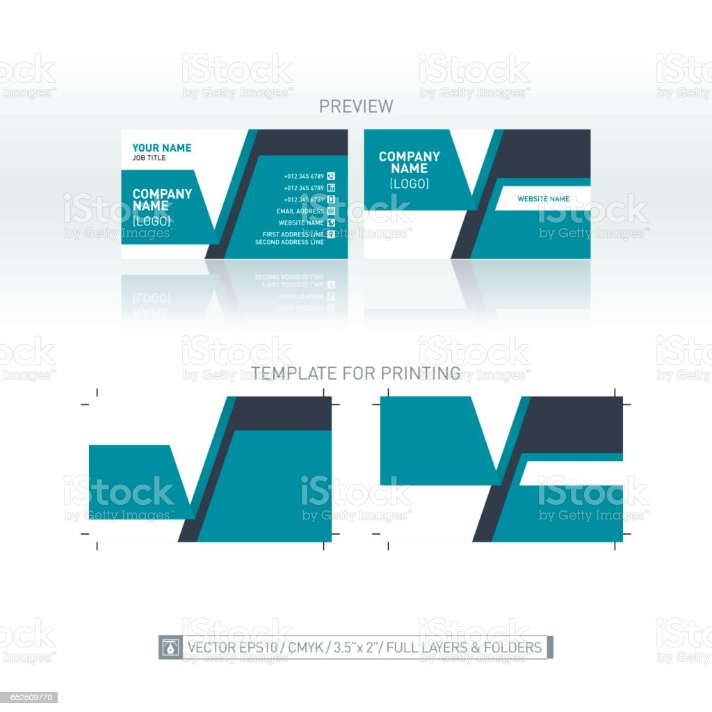 Background image dimensions - Modern Business Card Background One To One Dimensions For Printing Royalty