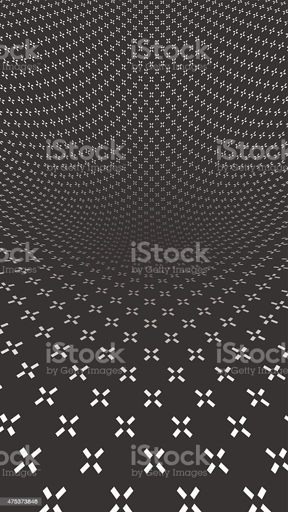 Modern Display Abstract Background vector art illustration