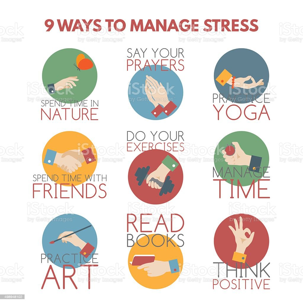 healthy work managing stress in the Routine stress related to the pressures of work, family,  managing your stress in tough economic times (american psychological association) also in spanish.