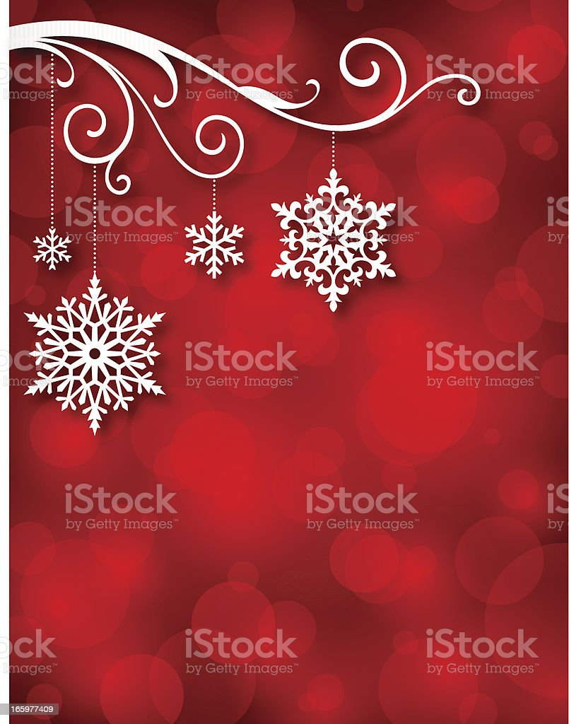 Modern Holiday Background royalty-free stock vector art