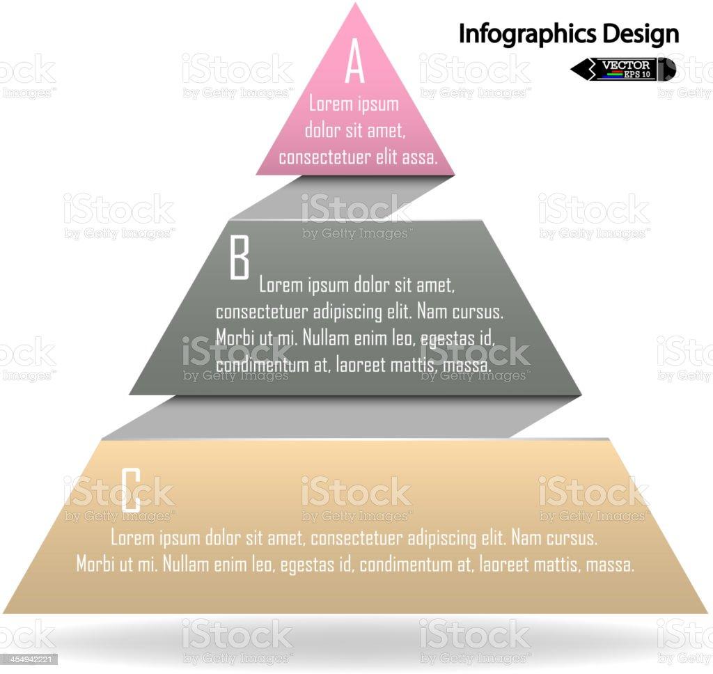 modern infographics options banner. vector art illustration
