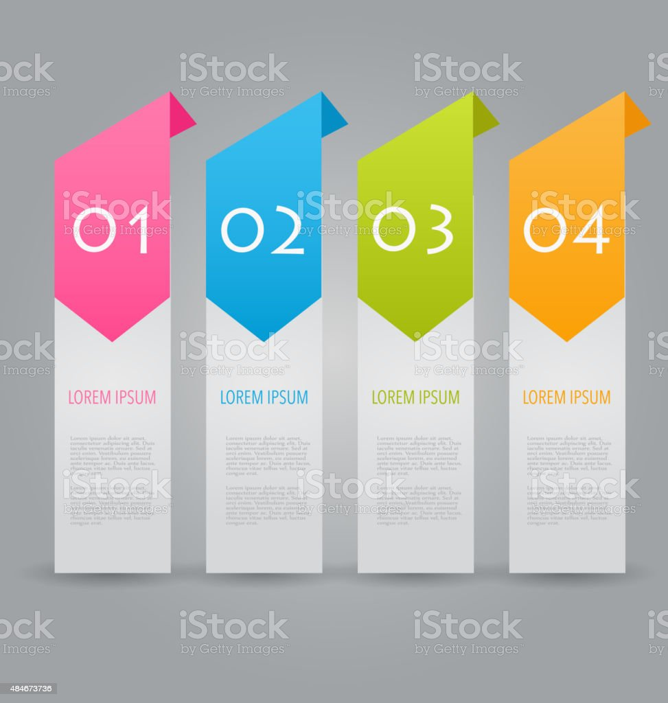 Free banner images for website - Modern Inforgraphics Template For Banners Website Templates And Designs Royalty Free Stock Vector Art