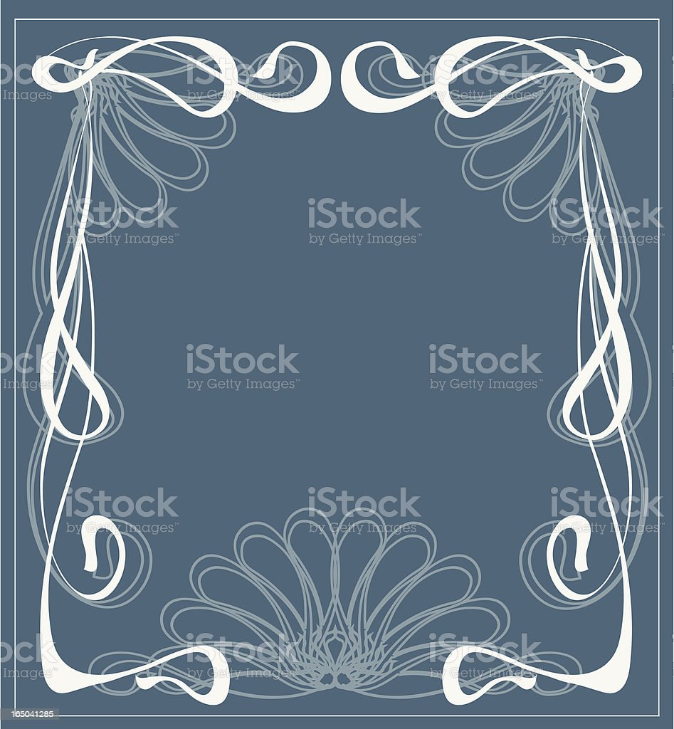 Modern ornament, VECTOR royalty-free stock vector art