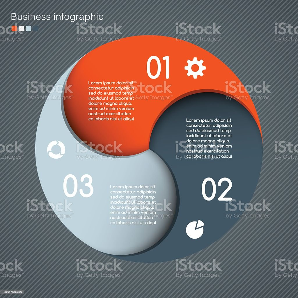 Modern vector template for your business project vector art illustration