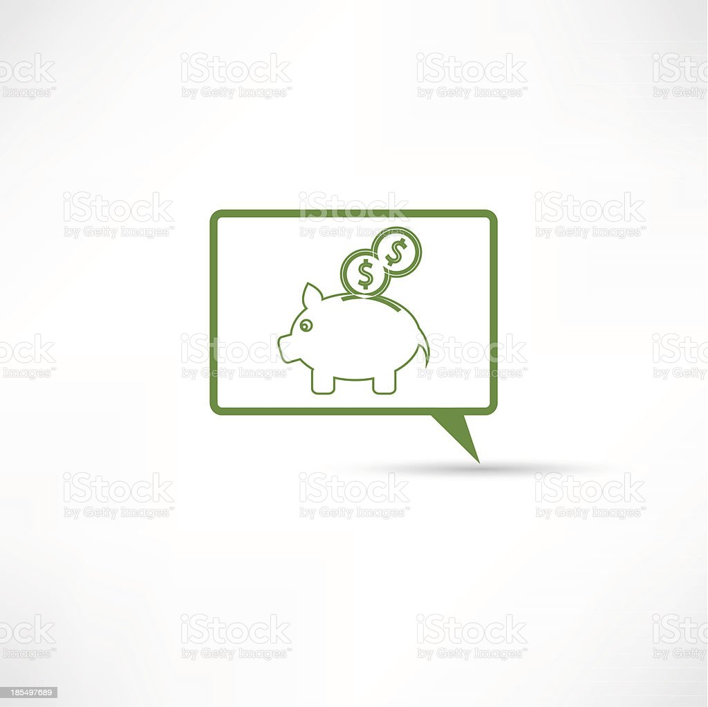 money icon royalty-free stock vector art