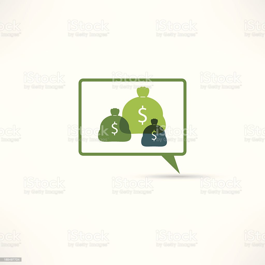 money icon royalty-free stock vector art