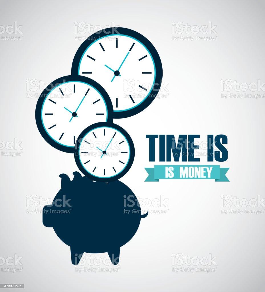 money infographics royalty-free stock vector art