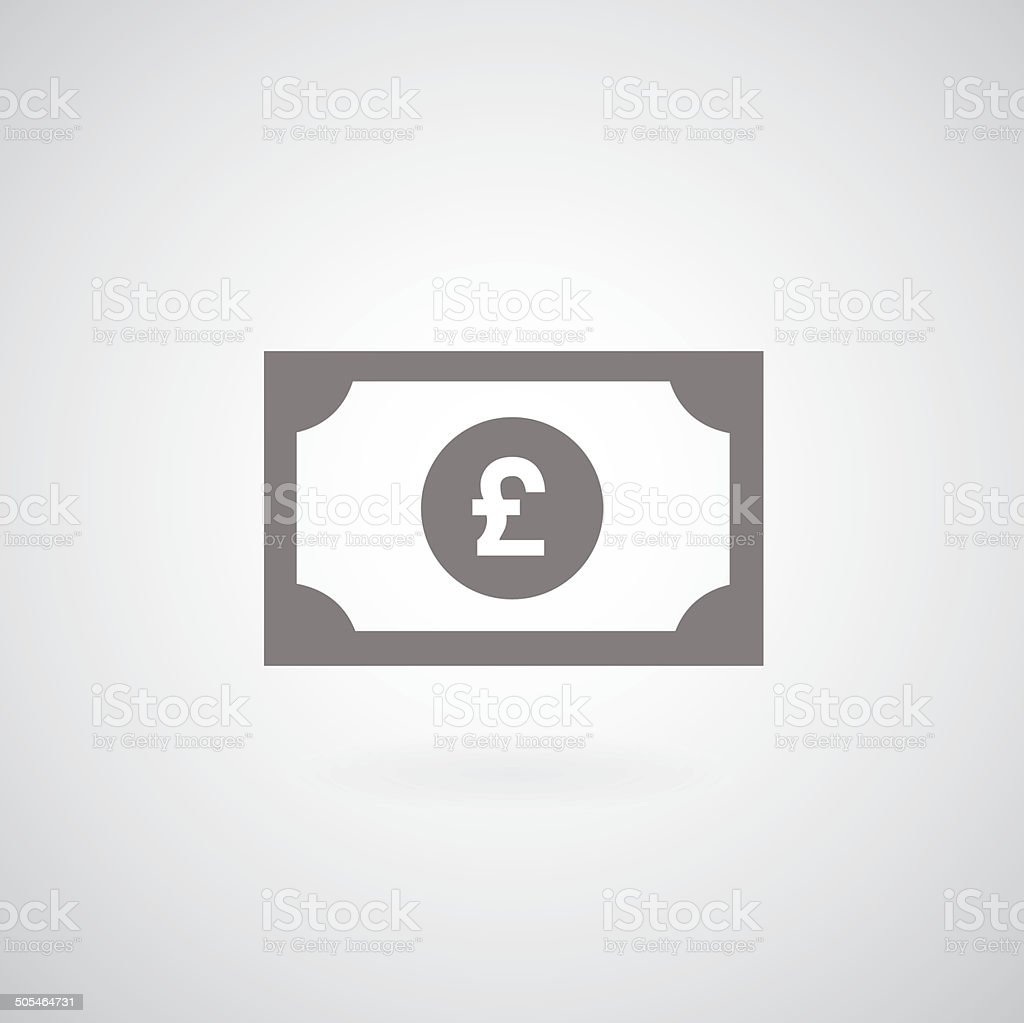 money symbol vector art illustration
