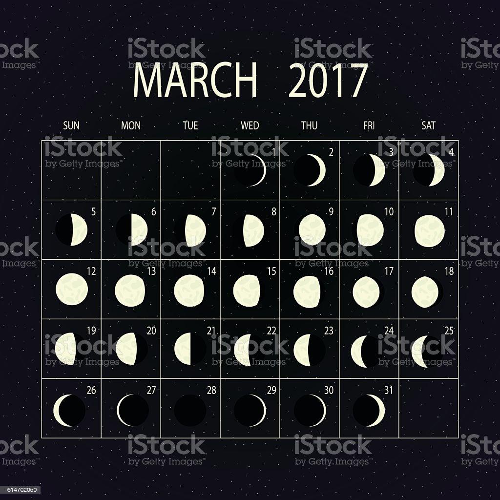2017 nasa moon phase today - photo #28