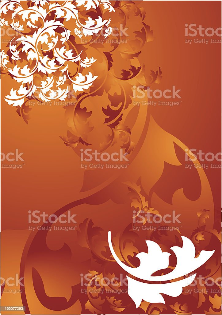 more autumn leaves royalty-free stock vector art