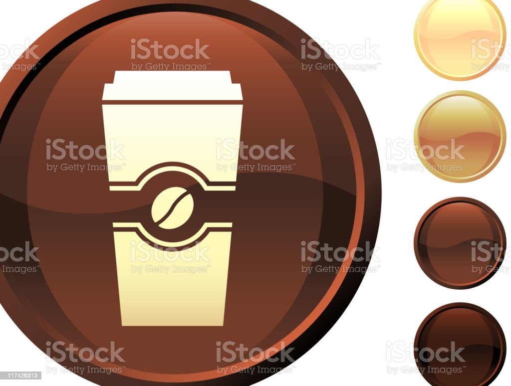 morning cup of coffee internet royalty free vector art royalty-free stock vector art