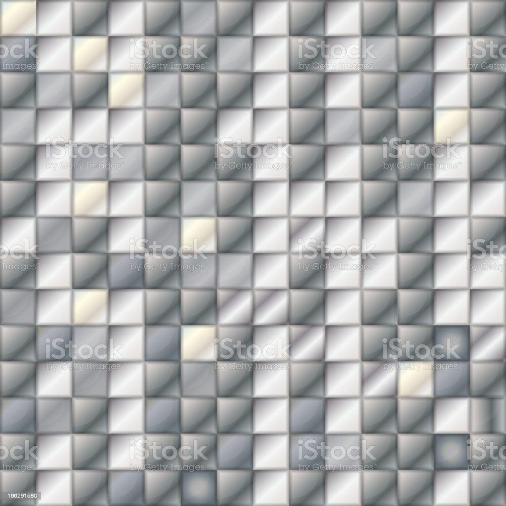 mosaic seamless pattern background royalty-free stock vector art