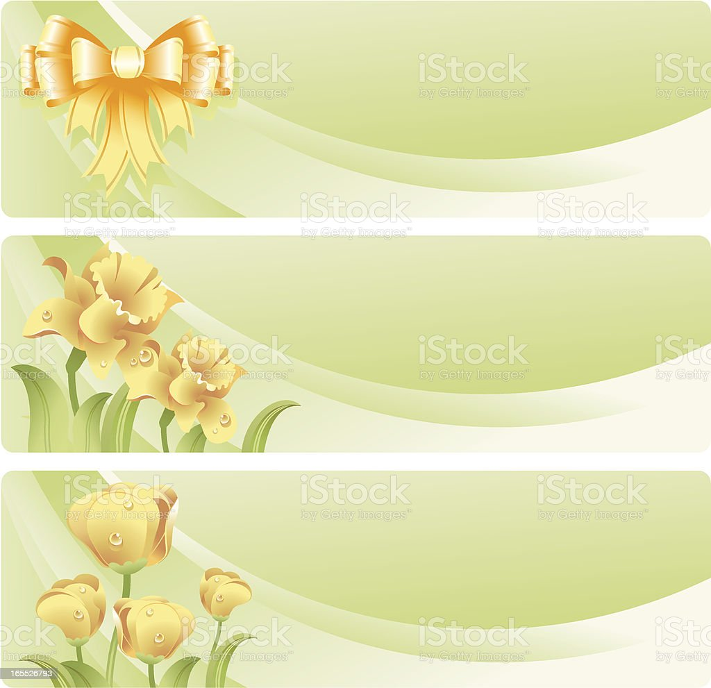 MotherDay_banners_3 royalty-free stock vector art