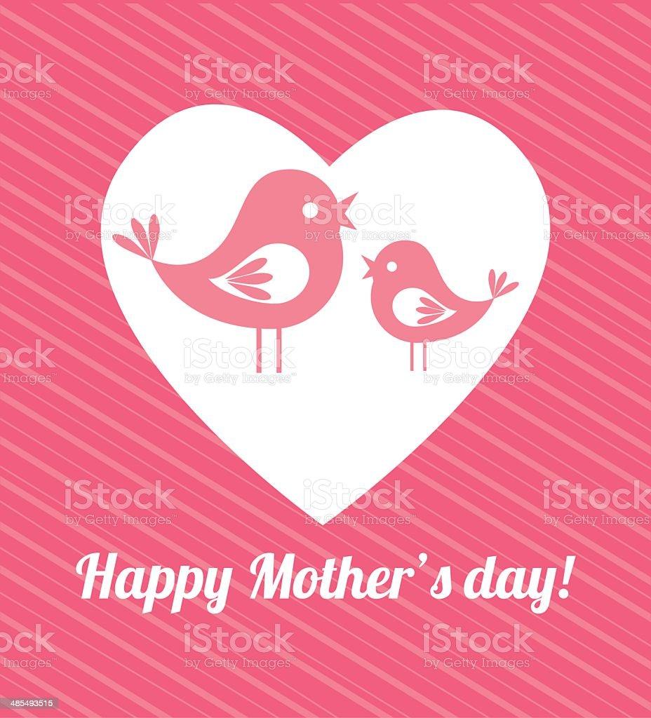mothers day design stock vector art 485493515 istock