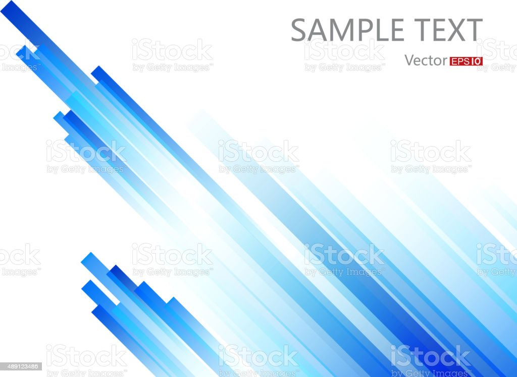Motion stripes vector art illustration