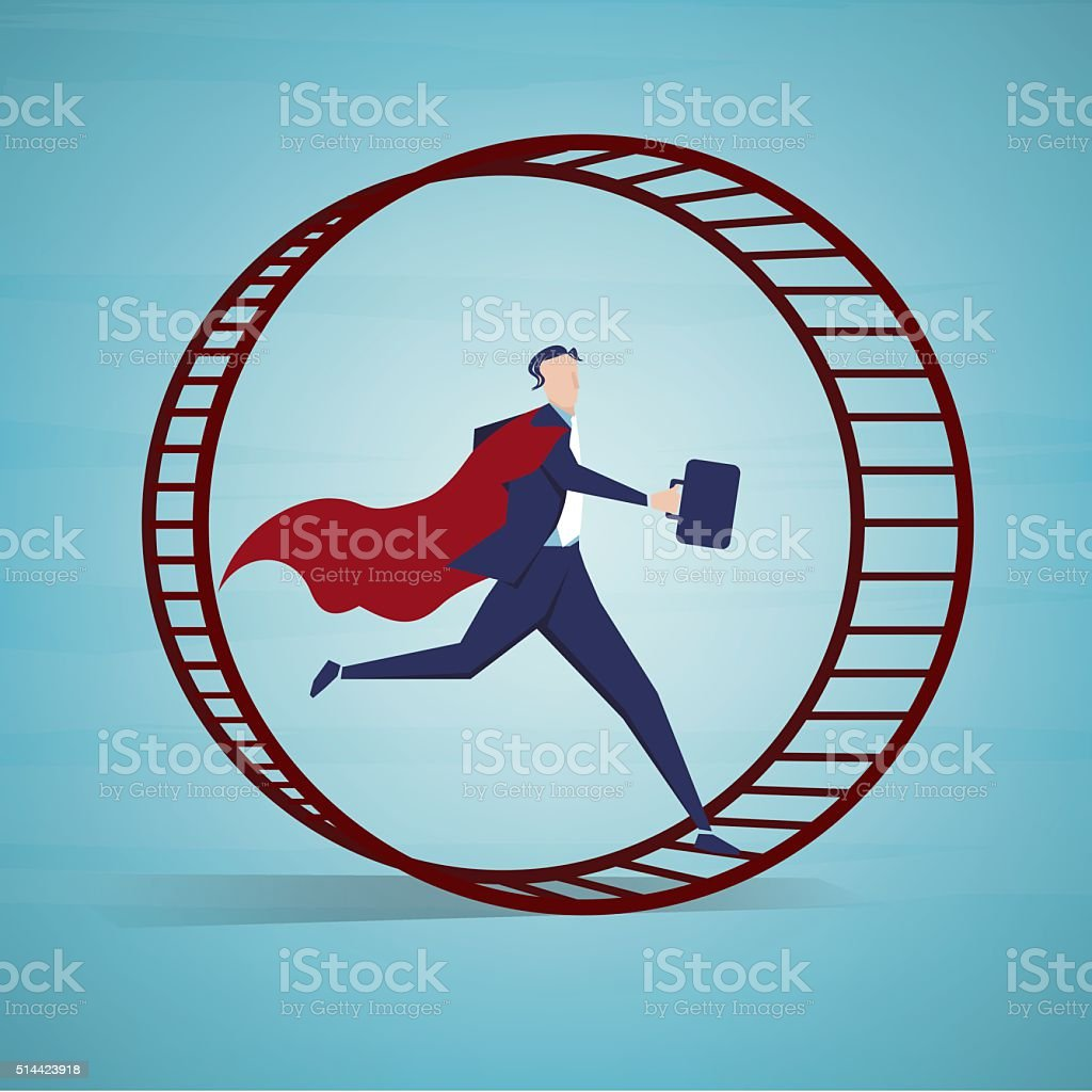 Motion wheel of vector drawing vector art illustration