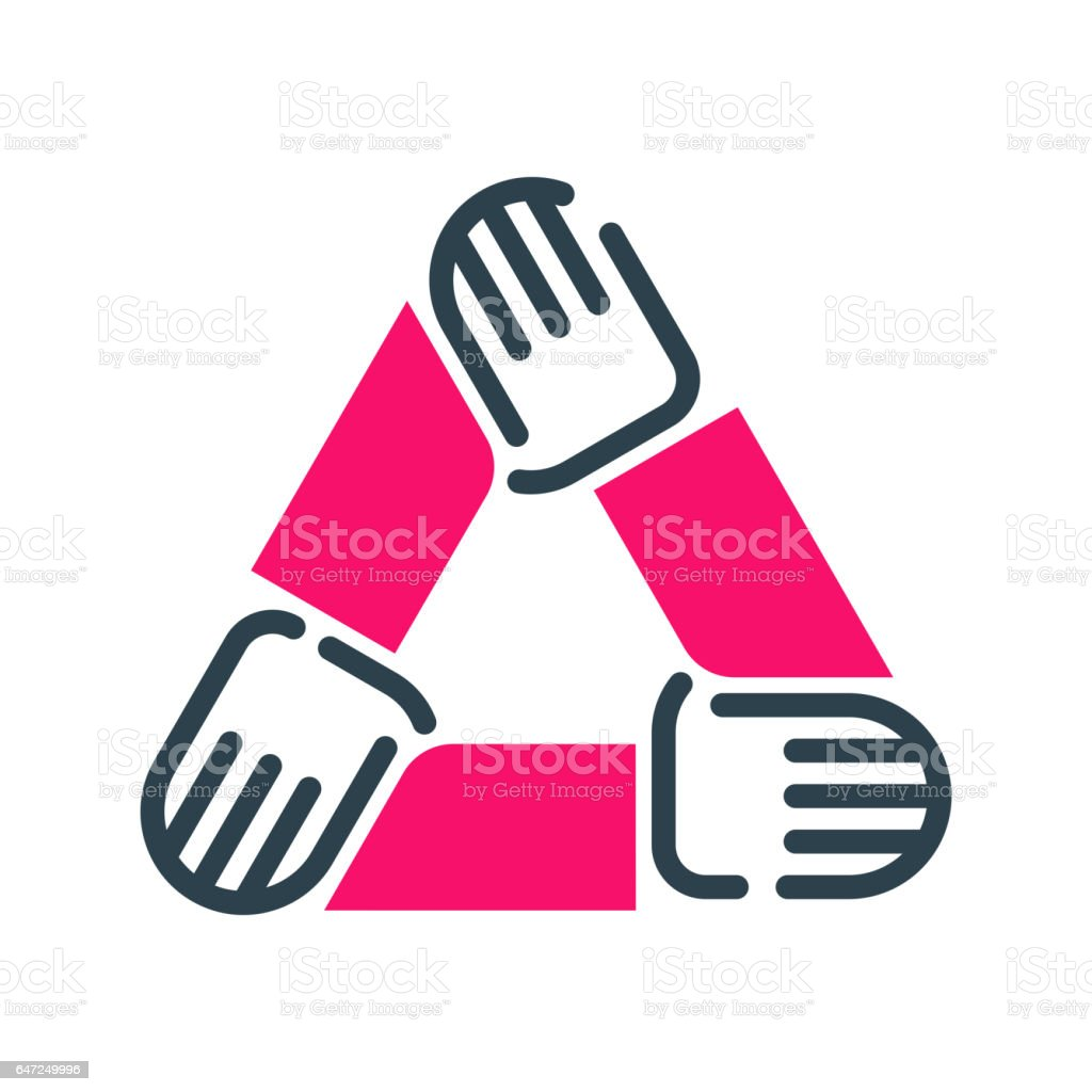 motivation concept teamwork career icon business strategy 1 credit