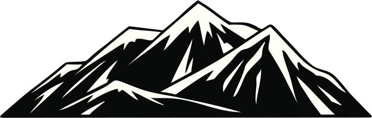 free vector clipart mountain - photo #50