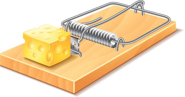 mousetrap clip art - photo #6
