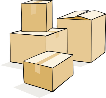 Moving Home Clip Art, Vector Images & Illustrations - iStock