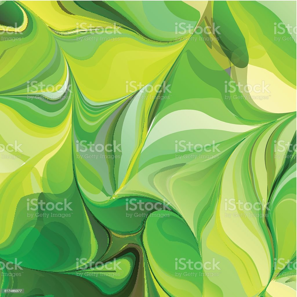 Multicolored Background Watercolor Painting vector art illustration