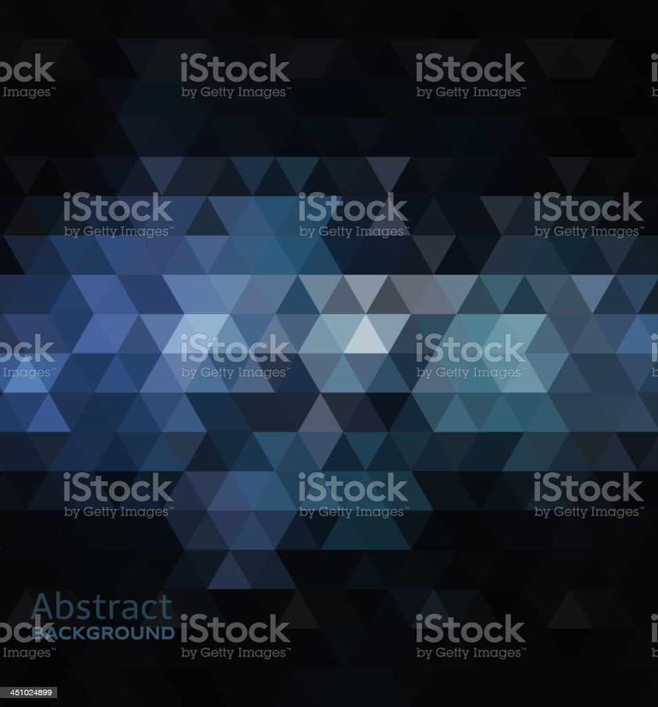 Multicolored mosaic background royalty-free stock vector art
