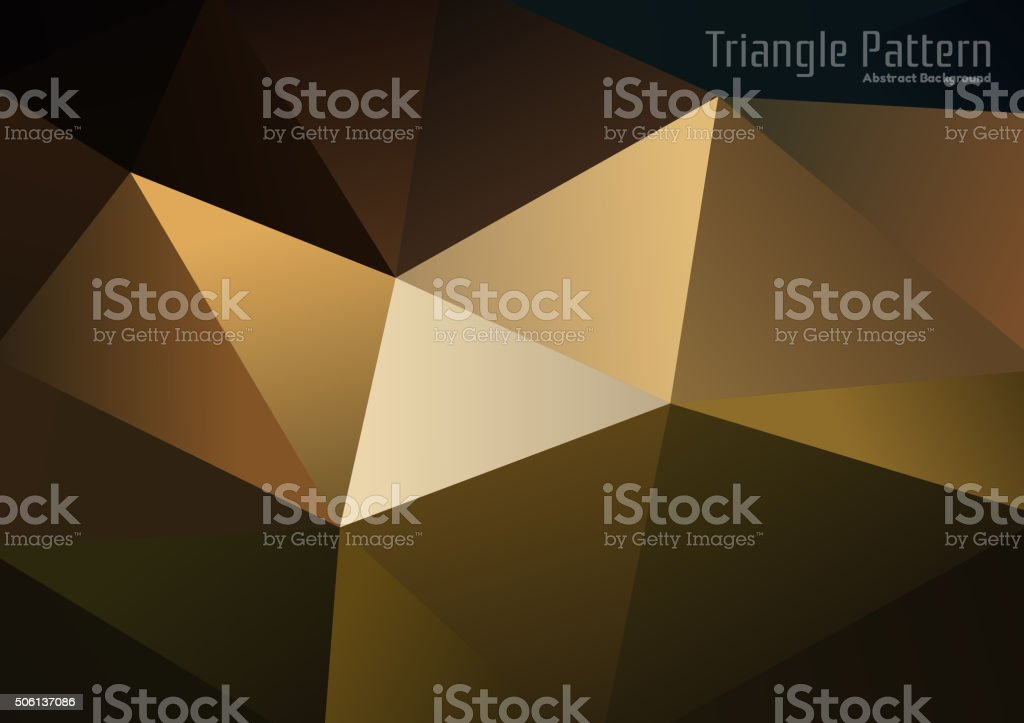 Multicolored mosaic background. vector art illustration