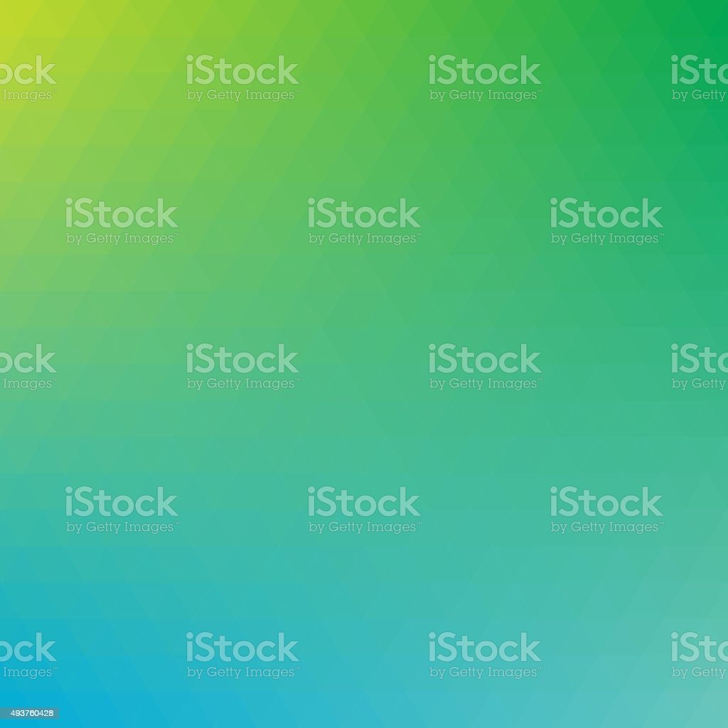 Multicolored polygonal pressed pattern background vector art illustration