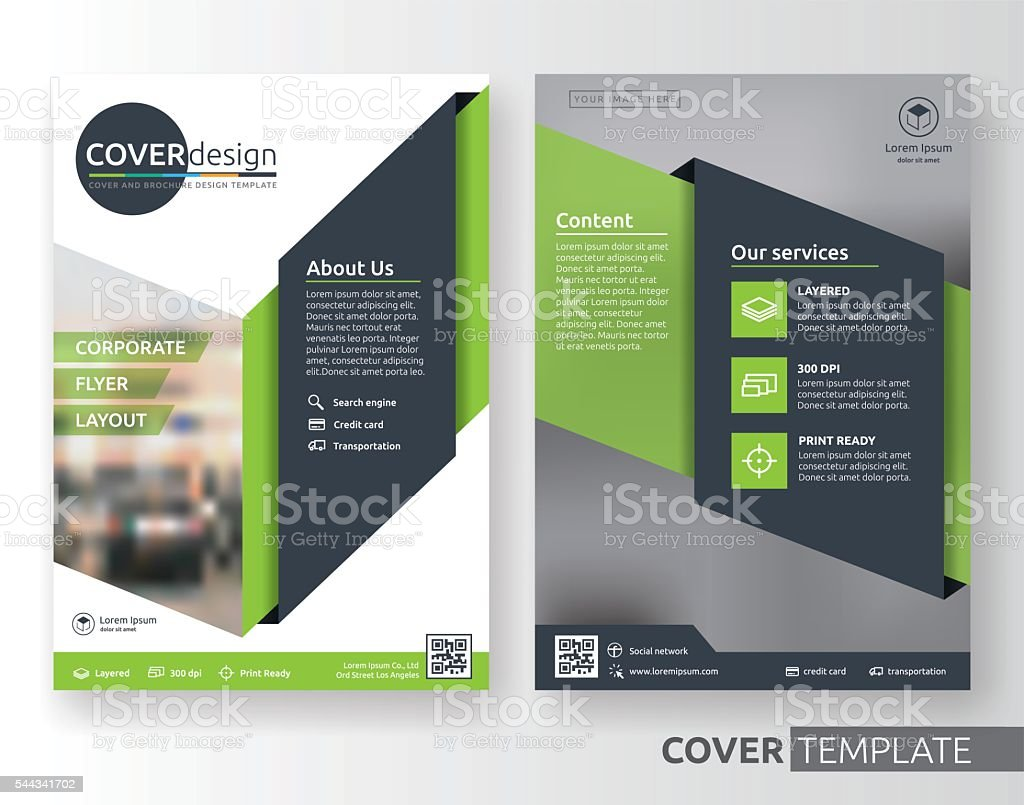 Multipurpose corporate business flyer layout design. Suitable for...