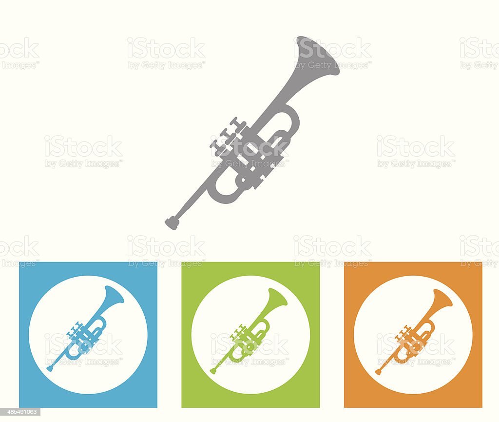 Music design vector art illustration