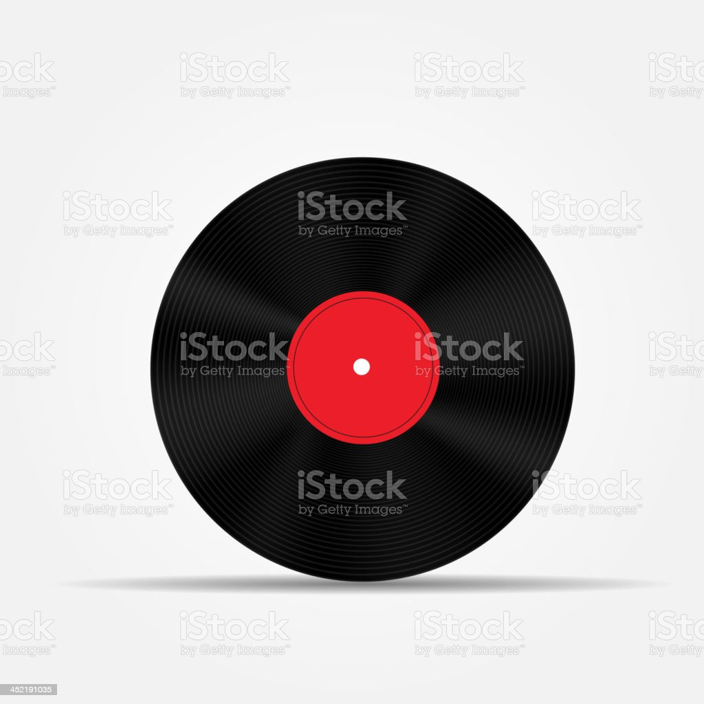 Music icon vector illustration royalty-free stock vector art