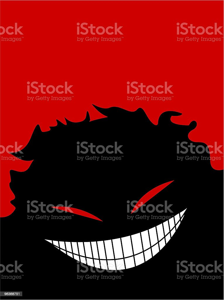 my monster [ eeeeeeek!!! ] scary royalty-free stock vector art