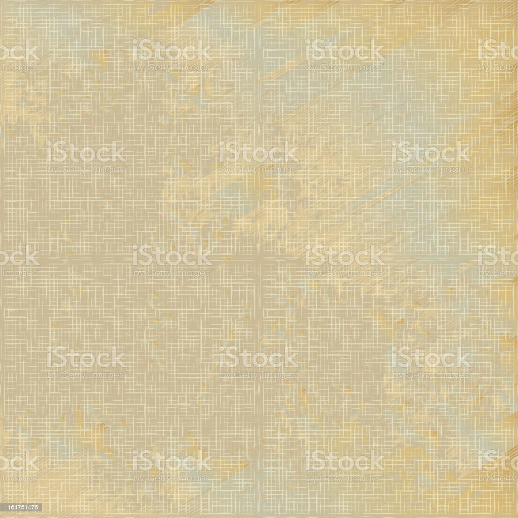 Natural vintage linen seamless pattern. royalty-free stock vector art