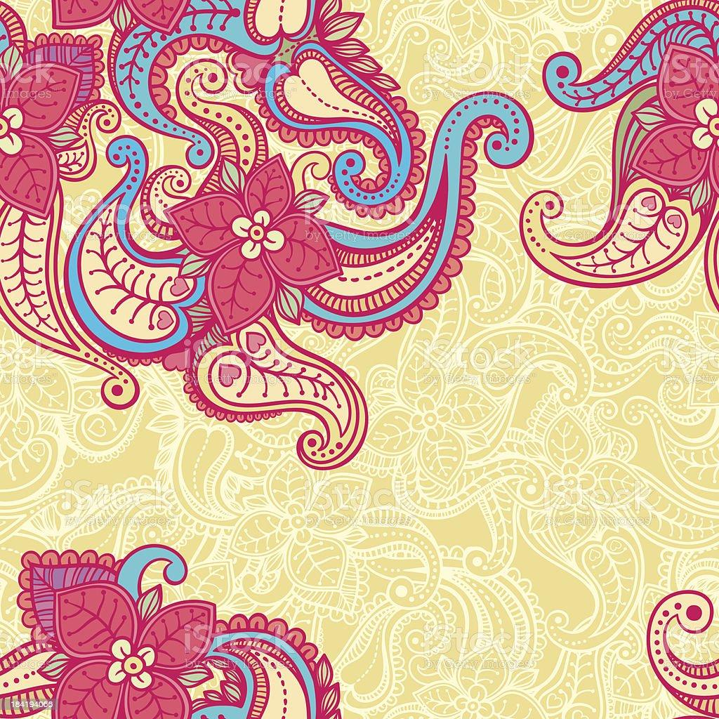 natural yellow abstract pattern royalty-free stock vector art