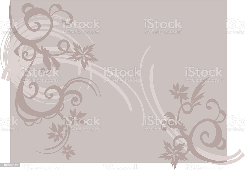 nature design royalty-free stock vector art