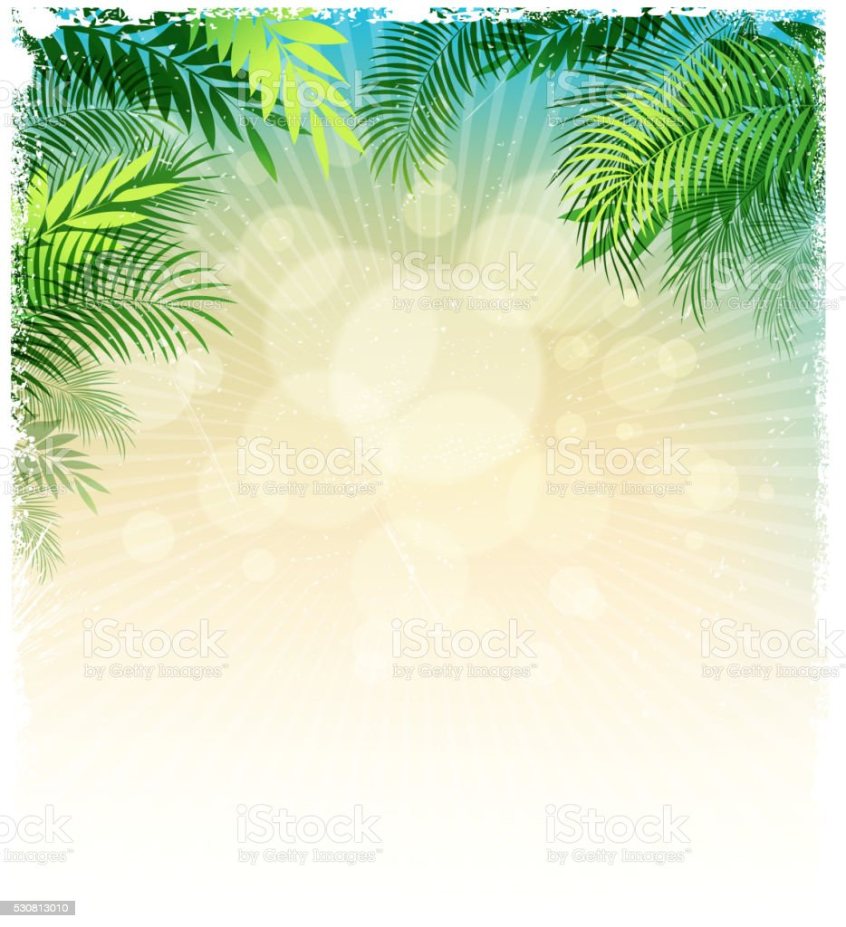 nature holiday vector art illustration