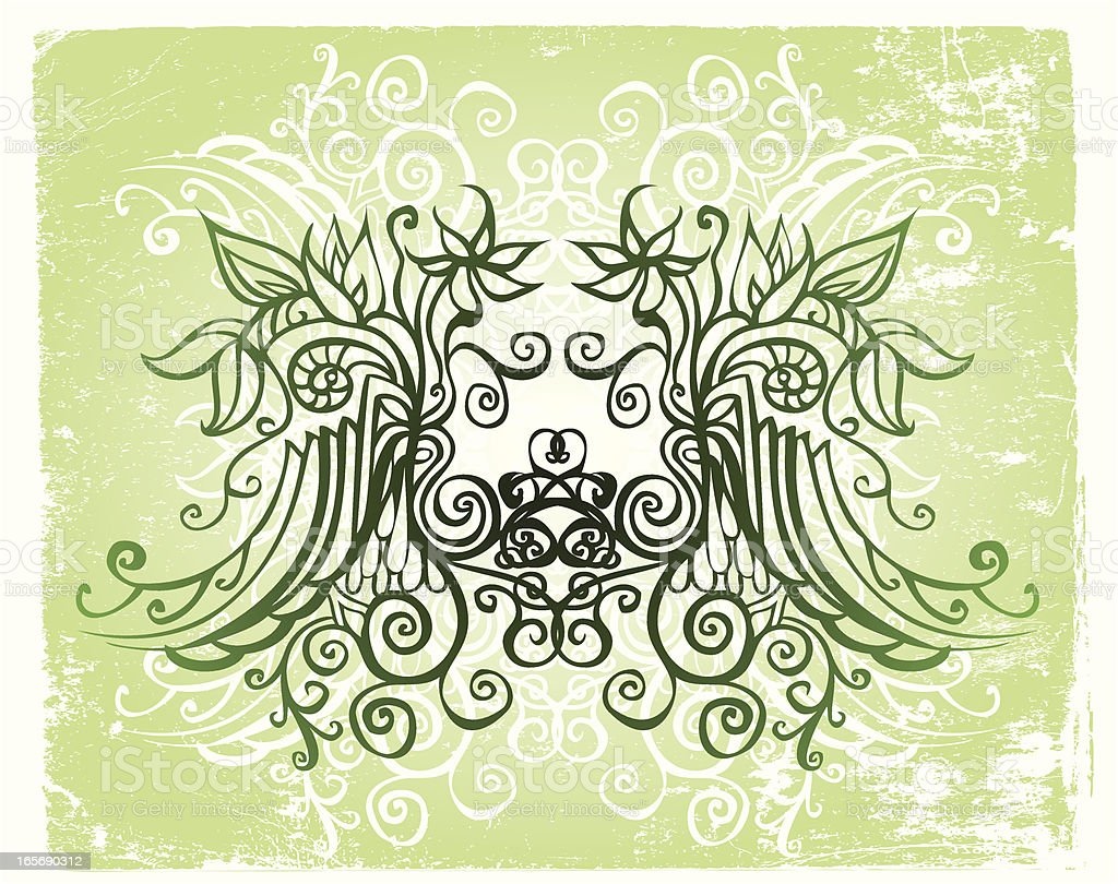 Nature spirit royalty-free stock vector art