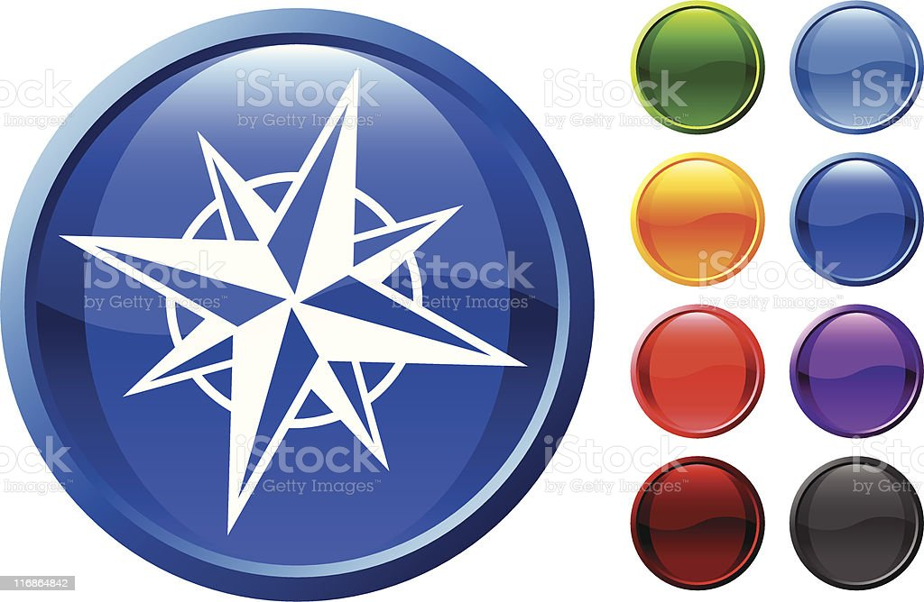 navigation compass internet royalty free vector art royalty-free stock vector art