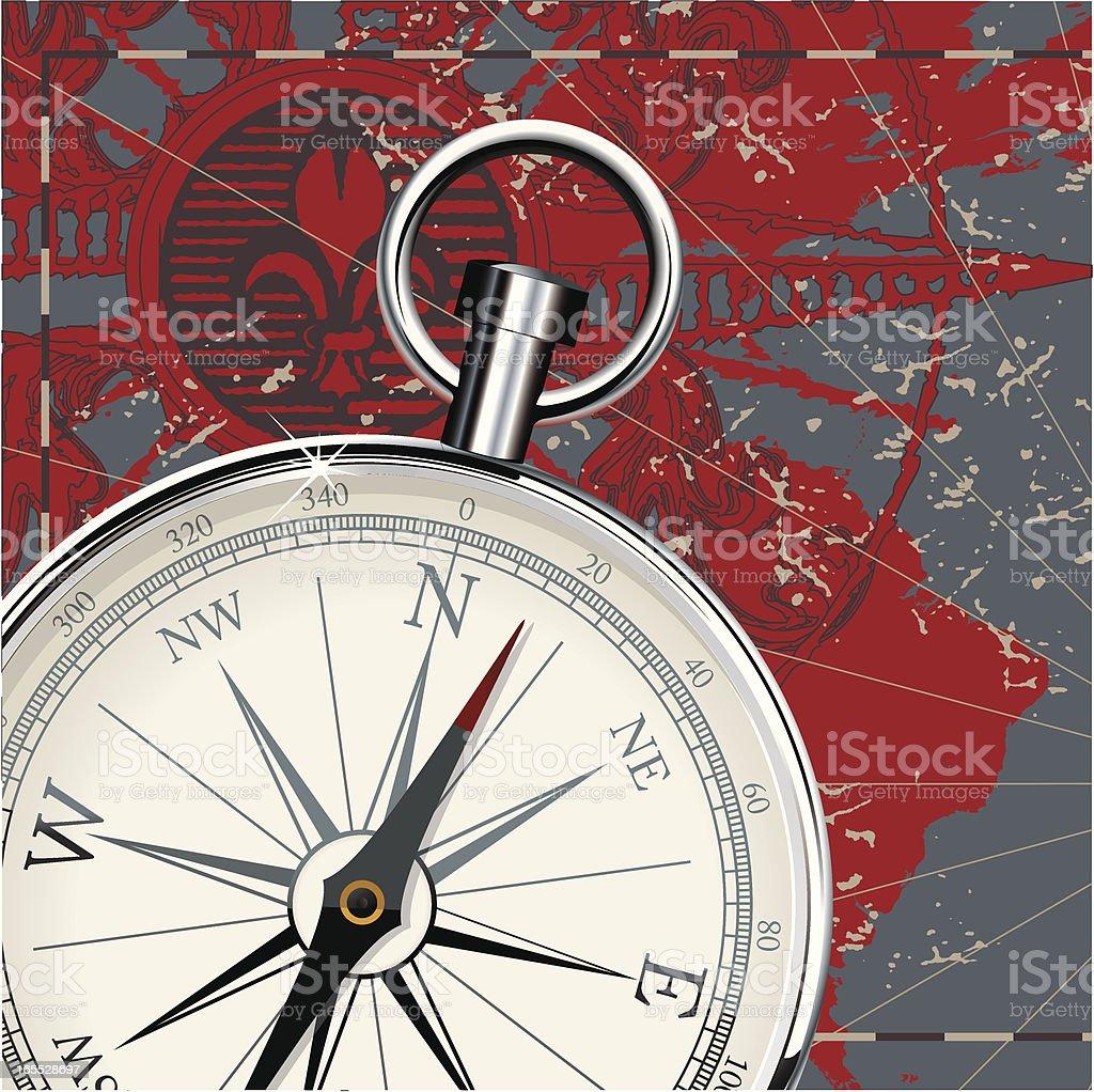 Navigation royalty-free stock vector art