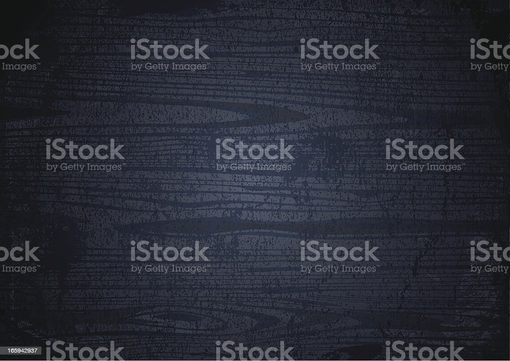 Navy blue wooden background vector art illustration