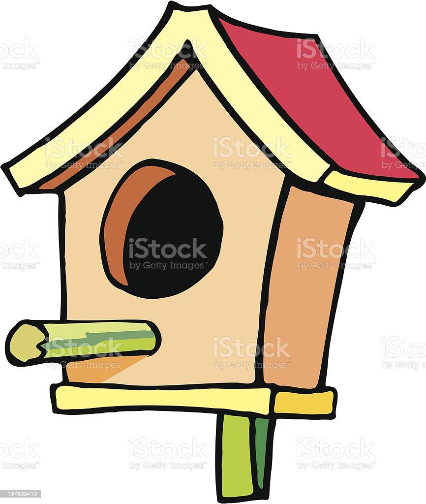 nesting box royalty-free stock vector art