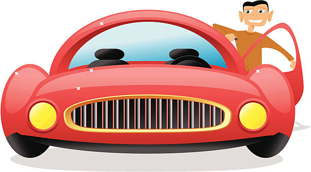 Car Ownership Clip Art, Vector Images & Illustrations - iStock
