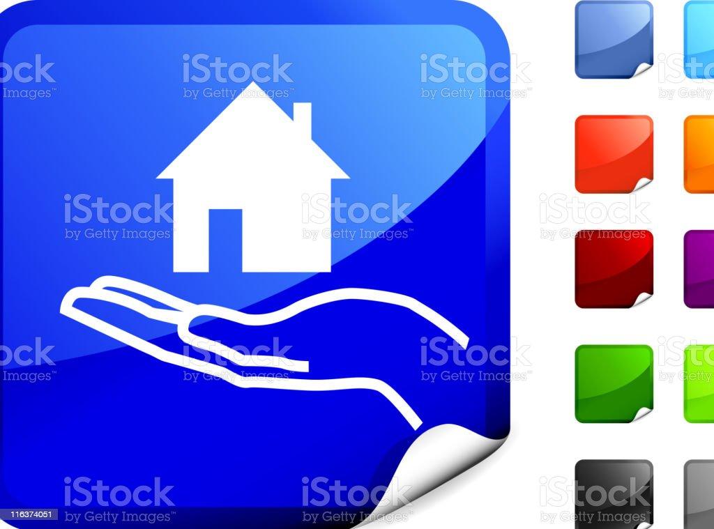 new home internet royalty free vector art royalty-free stock vector art