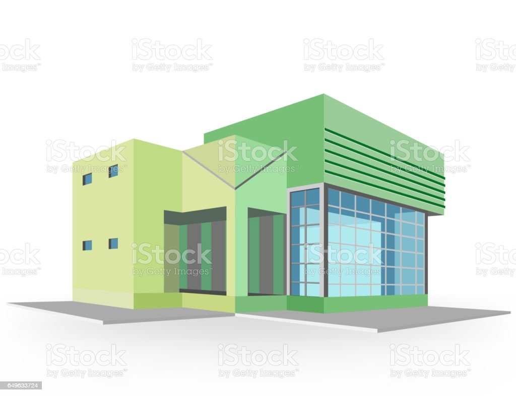New House Models Colors Stock Vector Art Istock