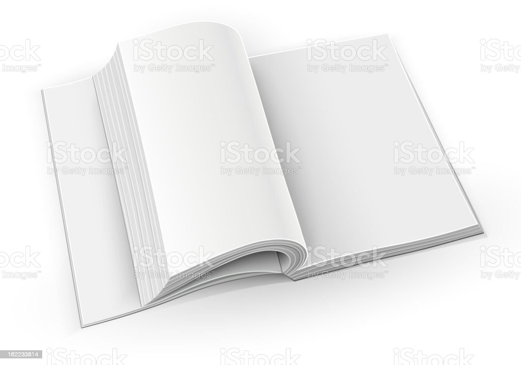 New magazine royalty-free stock vector art