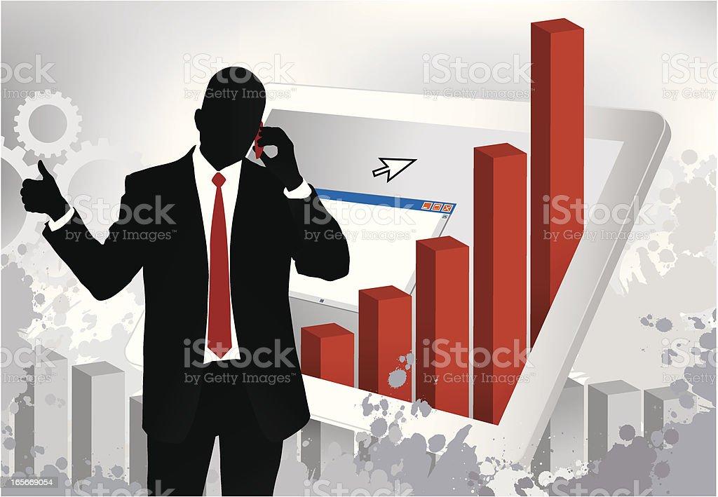 New Technologies royalty-free stock vector art