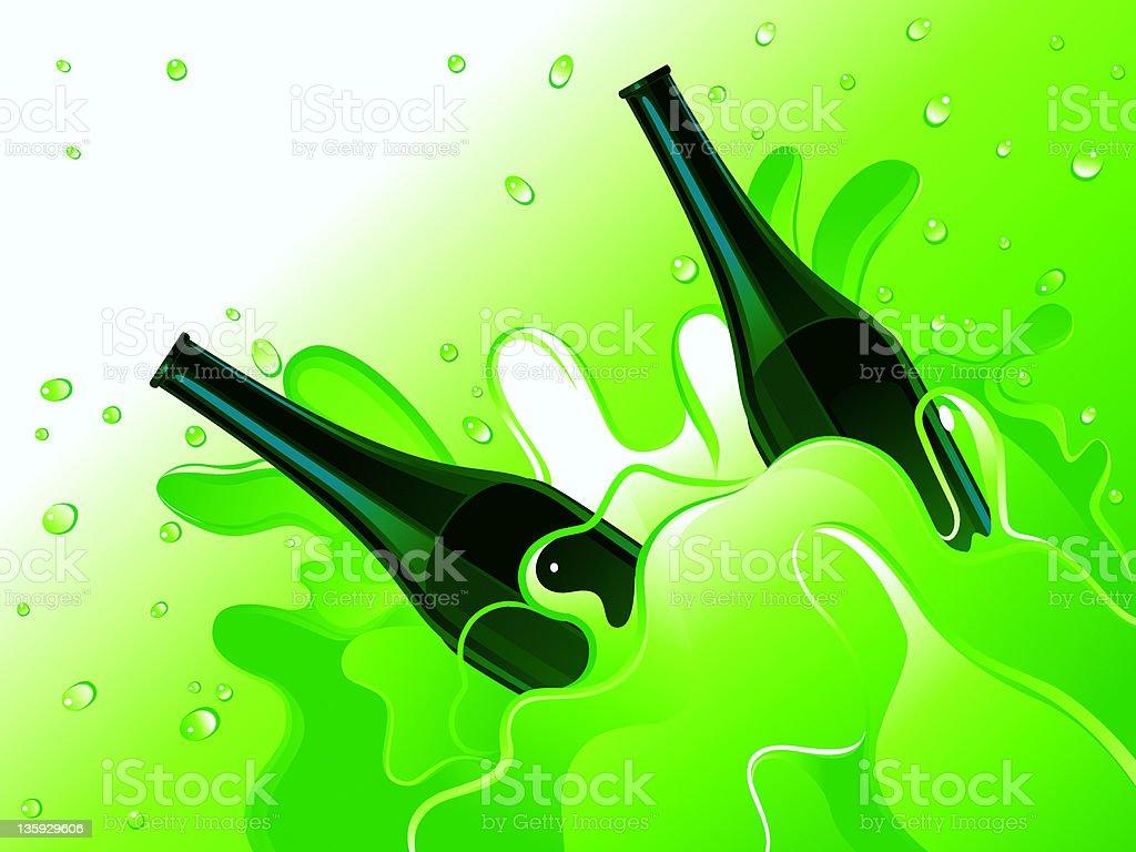 New Year 2012 royalty-free stock vector art