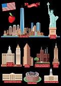 New York City Symbols